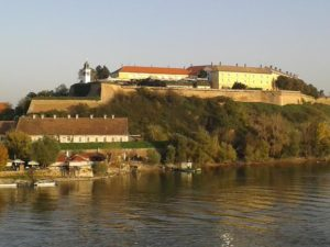 The fortress over the Danube