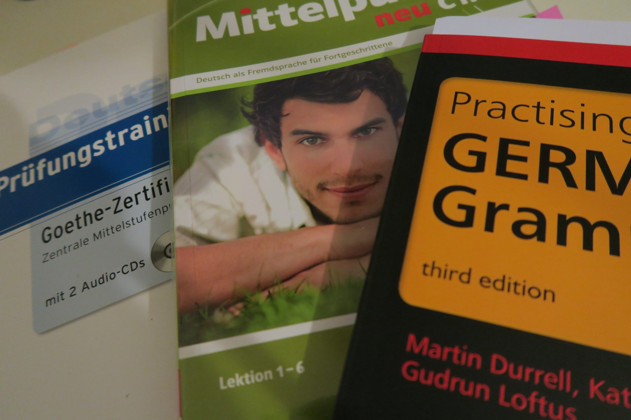 How to prepare for an advanced language exam  Lessons from
