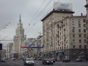 Stalinist architecture in Moscow