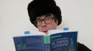 Why learn Russian?
