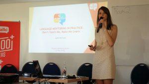 Lydia Machová - on mentoring