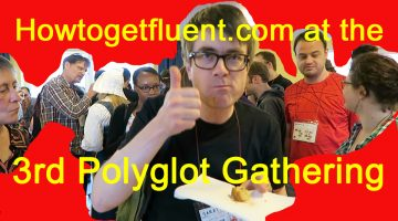 Polyglot Gathering 3: the movie