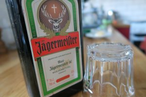 If you're finding German hard to learn, will Schnapps help?