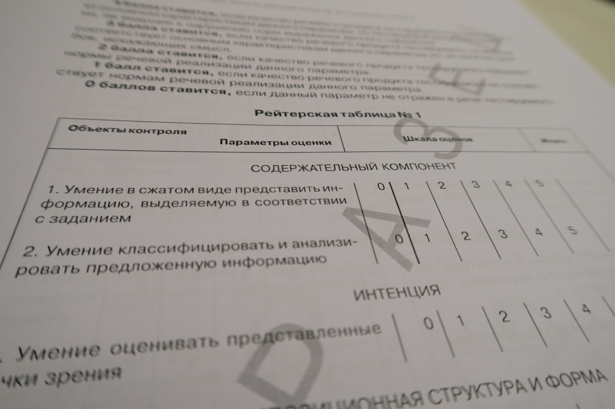How correctly to write an exposition on the Russian language