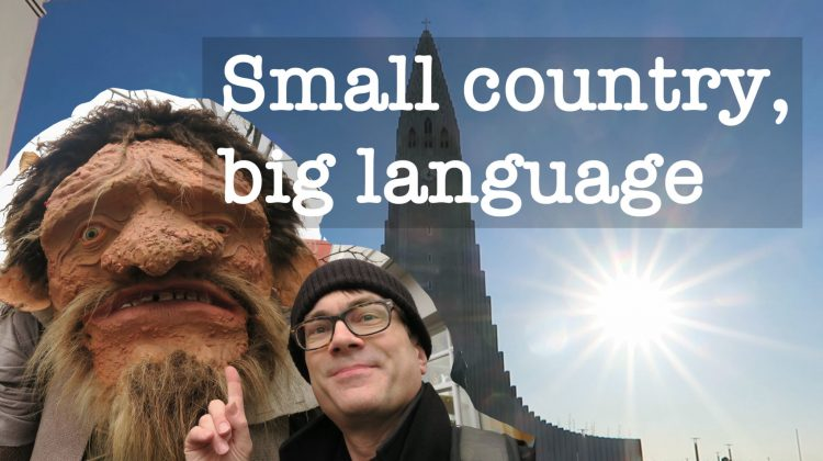 "Icelandic's success as an inspiration for Welsh and Europe's other ""lesser used"" languages."