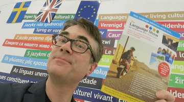 At London's Language Show (with vlog)