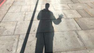 Language shadowing