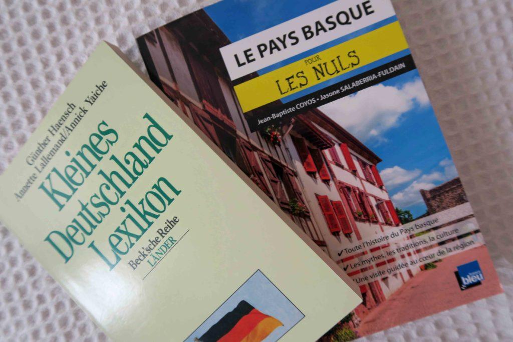 Kleines Deutschland Lexikon Le Pays Basque pour Les Nuls Learning about countries in your target language