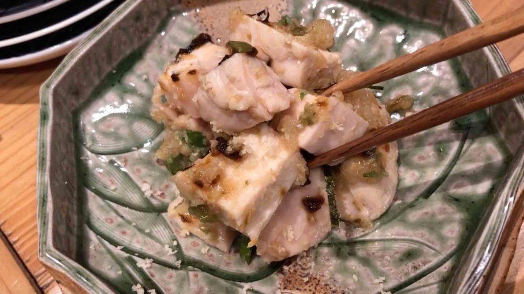 Delicious Japanese tofu