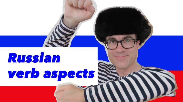 Russian verb aspects